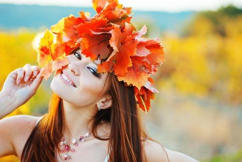 Осень – время перемен. Особенности осеннего ухода за кожей.