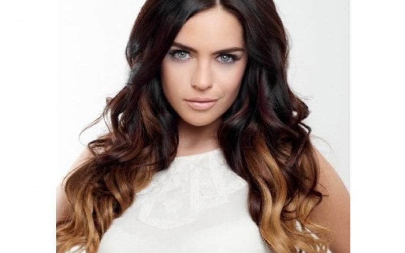 Окраска волос Ombre