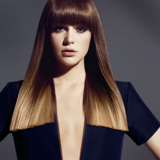 Окрашивание волос в стиле Омбре