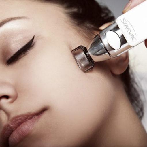 Корректируем форму лица без серьезных, трудоемких и длительных косметологических процедур с помощью вакуумно-аппаратного массажа Starvac в салоне красоты «Афродита»