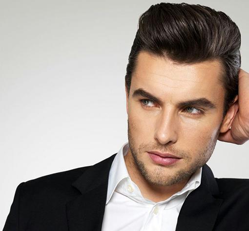 Камуфлирование волос для мужчин