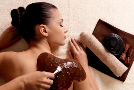 Роскошь для Вашего тело - шоколадное обертывание в Афродите!