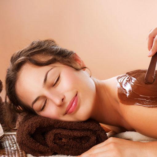 Шоколадное обертывание в Афродита