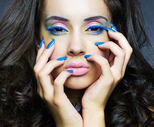 Чтобы макияж не отпугивал мужчин!