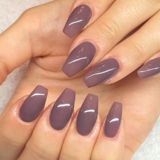 Выбираем модную форму ногтей