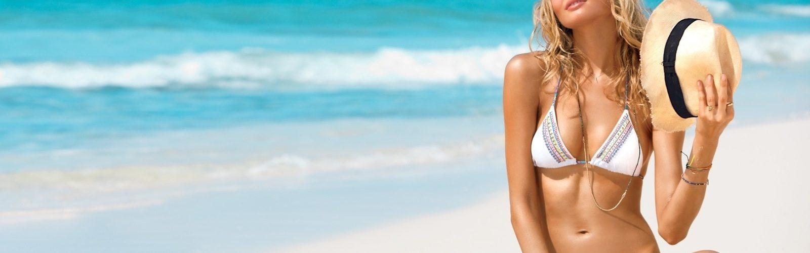 Уход за кожей в летний период в салоне красоты «Афродита»