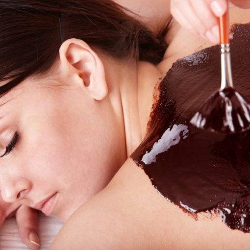 Шоколадное обертывание в салоне красоты «Афродита» – настоящая роскошь для Вашего тела
