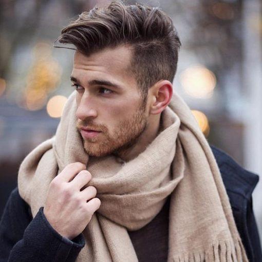 Модные мужские стрижки 2018