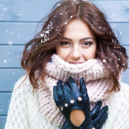 Роскошные волосы зимой. О каких салонных процедурах необходимо помнить?