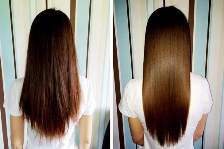 3D-ламинирование волос в Харькове