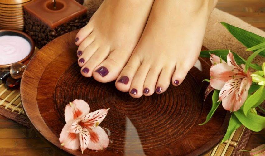 Комплексный уход за ногами в салоне красоты Афродита