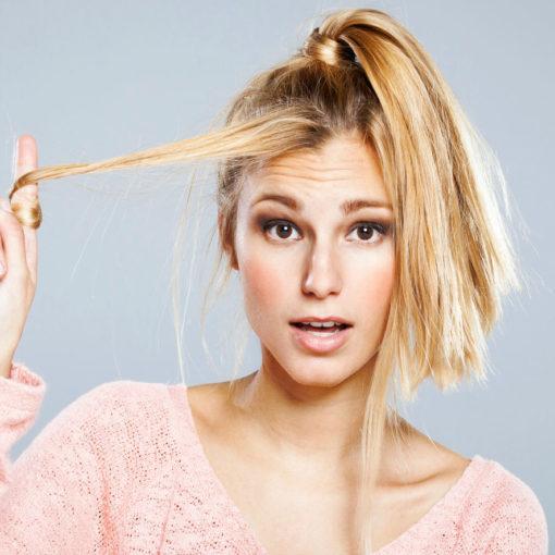 Восстановление и лечение волос в салоне красоты Афродита