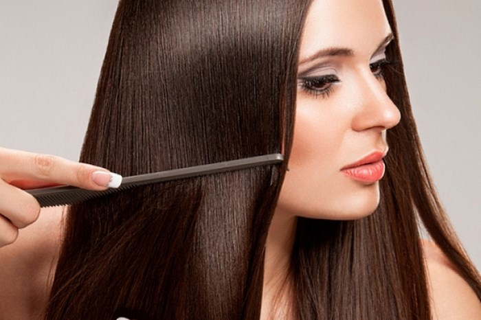 Полировка волос в салоне красоты «Афродита». Гладкие и здоровые волосы без секущихся кончиков