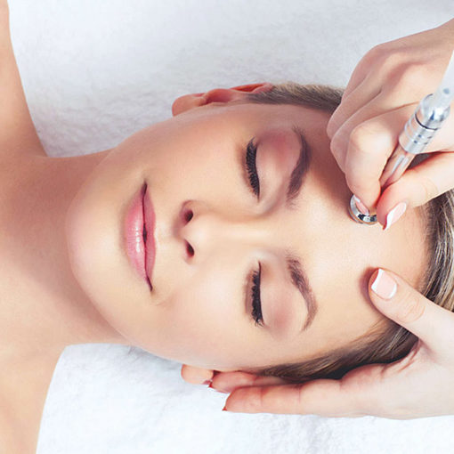 Электропорация кожи лица. Основные преимущества процедуры
