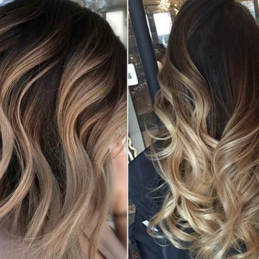 Новинки в окрашивании волос лето 2019