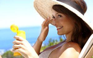 Правильный летний уход за кожей