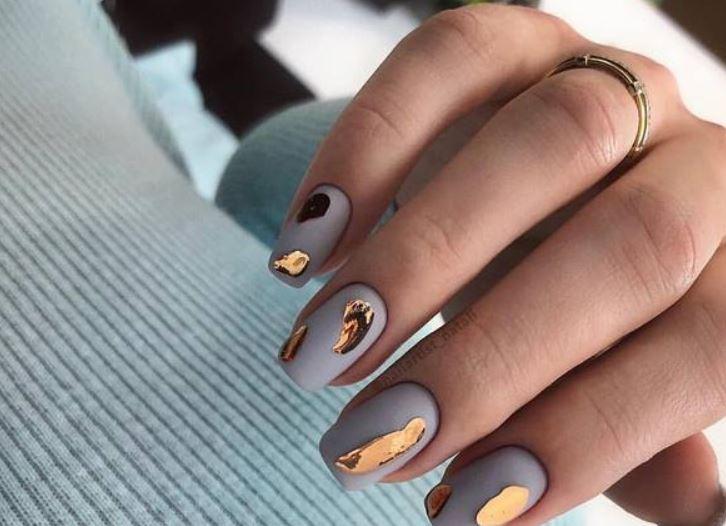 Осенний дизайн ногтей. На что обратить внимание осенью 2019?