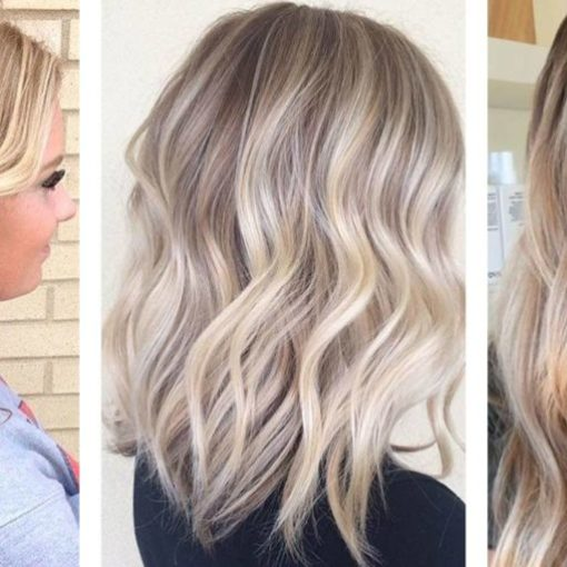 Окрашивание волос. Модный цвет 2020
