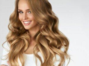 Красивые ухоженные волосы