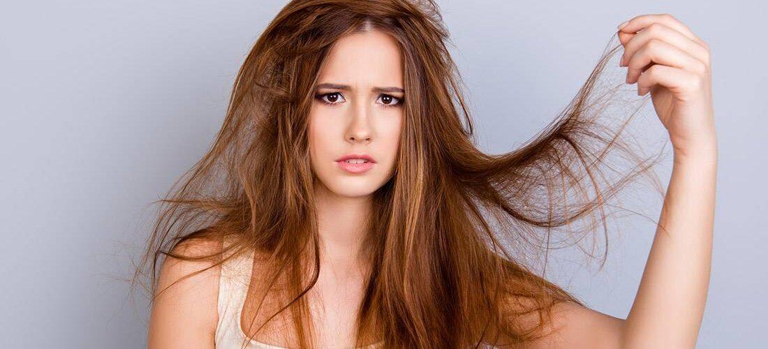 5 признаков испорченных волос