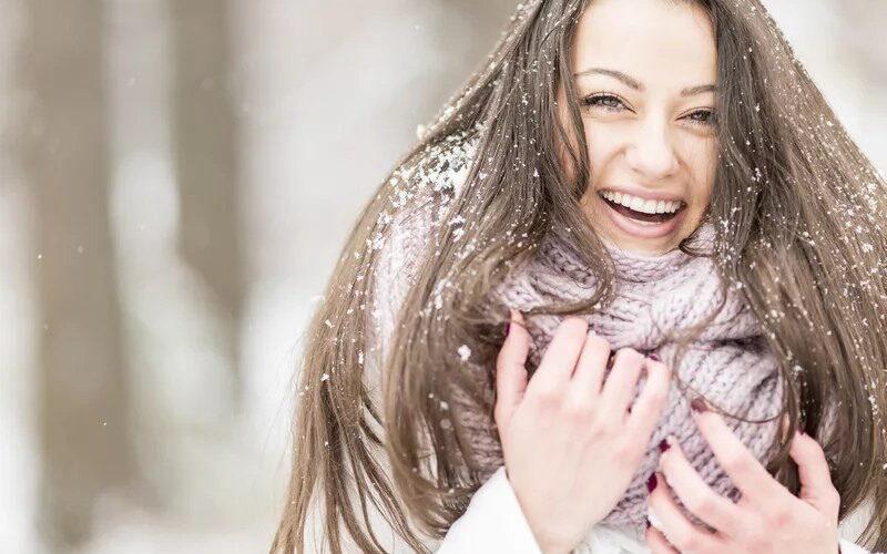 ТОП 3 процедур для волос в холодное время года